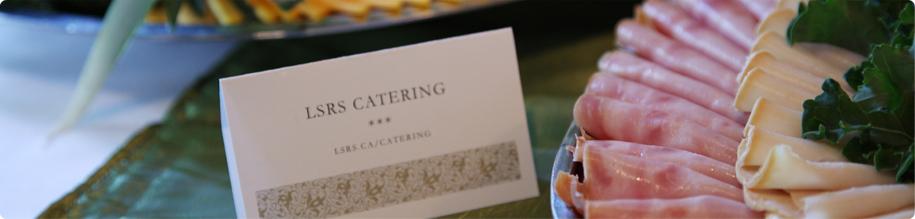 LSRS Catering