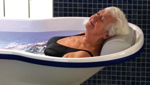 Hydrosound Bathing